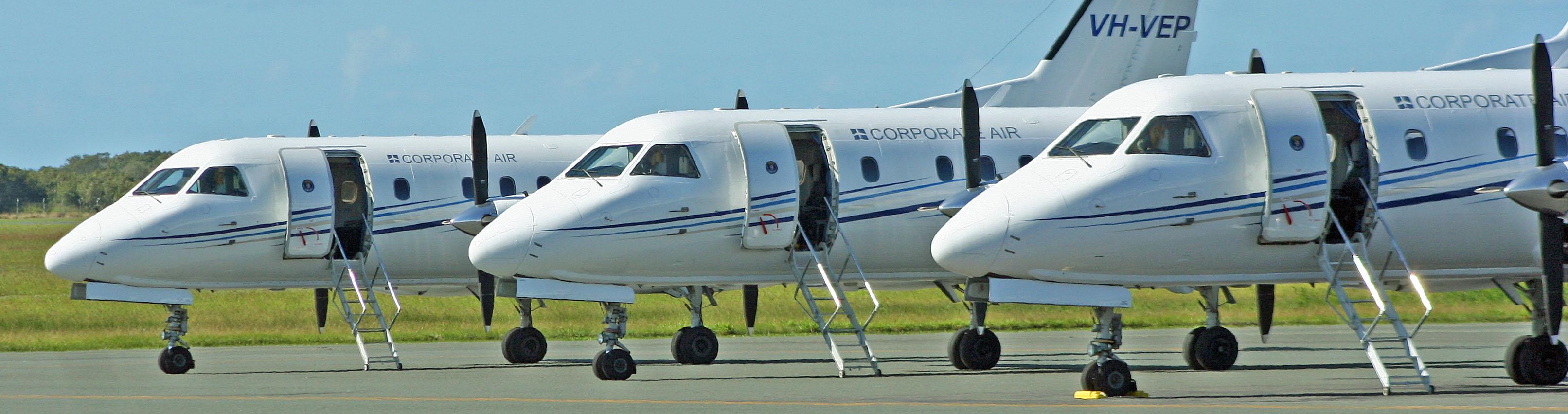 Saab 340B+ Air Charter
