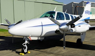 Beech 58 Baron Air Charter Flights | Corporate Air