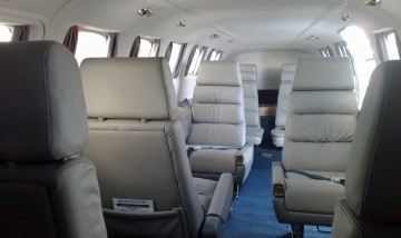 Cessna 441 Conquest Air Charter | Corporate Air