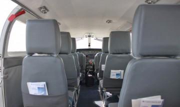 Cessna 404 Titan Air Charter Flights | Corporate Air