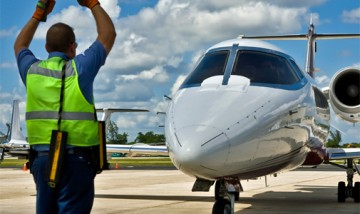 FBO and Ground Handling | Corporate Air