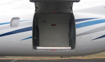Fairchild Metroliner Rear Door