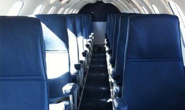 Cabin To Rear