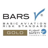 Flight Safety Foundation Basic Aviation Risk Standard (BARS) GOLD Status