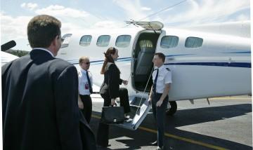 Air Charter_Cessna 441 Conquest II