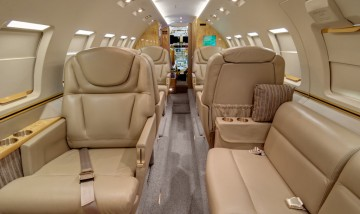 Hawker 1000 Air Charter Flights | Corporate Air