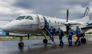 Charter Flights | Corporate Air